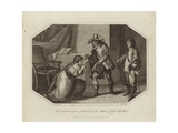 The Hospitable Reception of Charles II