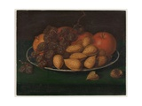 Fruit  Nuts and Grapes  C1818