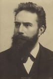 Wilhelm Roentgen (1845-1923)  German Physicist
