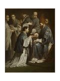 Study for the Sacrament of Ordination  before 1712