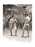 Bare-Knuckle Boxing in the 19th Century Aka Bare-Knuckle  Prizefighting  or Fisticuffs  it Was…