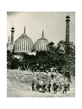 Zinat-Ul-Masjid  Delhi  C1858