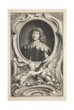 Portrait of George  Lord Digby  Earl of Bristol  Illustration from 'Heads of Illustrious Persons…