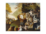 Peaceable Kingdom  C1834