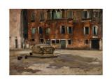 Campo S Agnese  Venice  C1890