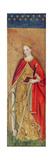 St Catherine of Alexandria  1475 (Detail)