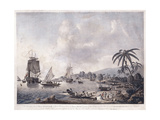 A View of Huaheine  1787