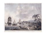 A View of Huaheine  1787