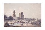 Pringze Men  the Western Gate of Peking