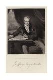 Portrait of Sir Jeffry Wyattville