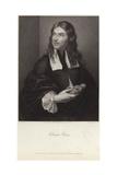 Portrait of Salvator Rosa