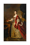 Anne  Countess of Dumfries  1763