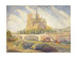 Notre Dame  C1895
