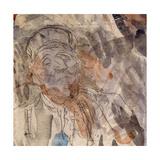 Study of a Lawyer; Etude D'Un Avocat; Honore Daumier (1808-1879)