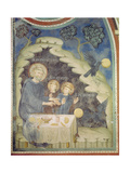 St Benedict Orders a Raven to Take the Poisoned Bread