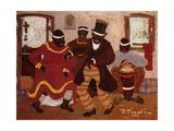 African Nostalgia (Candombe); Nostalgias Africanas (Candombe)