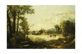 The Quiet Valley  1856