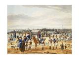 (Camp De) L'Infanterie Bravo Palatine  1803