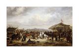 The Horse Fair  1863