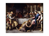 The Magdalen Washing Christ's Feet in the House of Simon