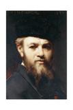 A Self Portrait  1877