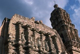 Cathedral of Zacatecas  Mexico