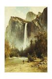Bridal Falls  Yosemite