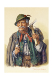 Woodcutters  Mountaineers and Hunters