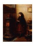 Warming Her Hands  1862