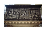 Donatello (1386-1466) Reliefs for the Bronze Pulpits in the Church of San Lorenzo The Pulpit of…