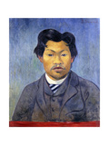 Portrait of Mai Chaipp; Portrait De Mai Chaipp  1889