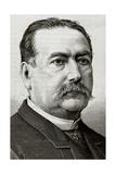 Abelardo De Carlos (1822-1884) Engraving