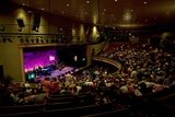The Grand Ol Opry Night at Theryman Auditorium in Nashville Tennessee