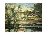 In the Valley of the Oise; Dans La Vallee De L'Oise  1873-74