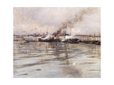 View of Venice; Vue De Venise  C1895
