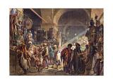 A Turkish Bazaar  1867