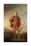 Portrait of Charles  5th Earl of Elgin and 9th Earl of Kincardine  Standing Full Length in a…