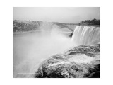 Clifton Hotel and American Falls  Niagara