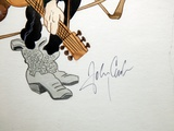 Autograph of Johnny Cash