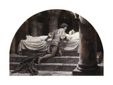 Scenes from Romeo and Juliet: the Tomb (V  III)  1882