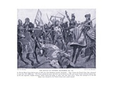 The Battle of Poitiers Ad1356  1920's