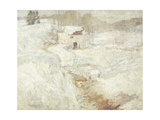 Winter Landscape  1890's