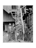 Breaker Boys  Woodward Coal Mines  Kingston  Pa