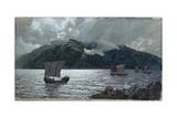 Viking Ships  Sognefjord