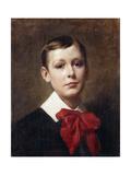 Portrait of Ray  1891