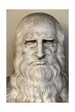 Leonardo Da Vinci (1452-1519) Bust Pinacoteca Ambrosiana Milan Italy