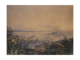 A View of Constantinople  1866