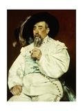 Portrait of a Gentleman  1876