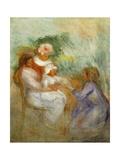 The Family; La Famille  C1896