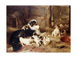 The Foster Mother  1887